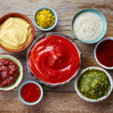Mustards, Mayonnaise, Stocks & Sauces