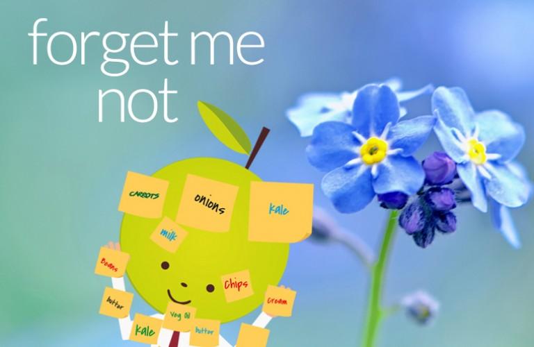 Forgetm