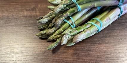Yorkshire Asparagus 1