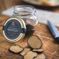 Lifestyle Whole Black Truffle
