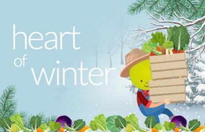 Heart Winterg